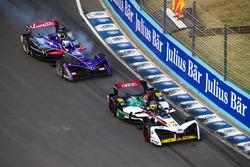 Daniel Abt, Audi Sport ABT Schaeffler, Sam Bird, DS Virgin Racing