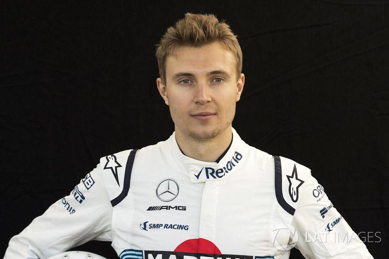 Сергей Сироткин, Williams