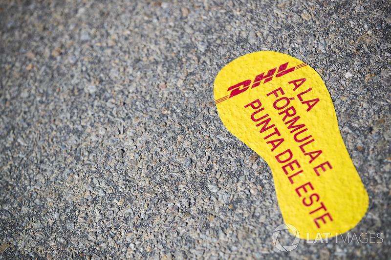 DHL Footprint