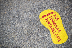 «Отпечаток ноги» DHL