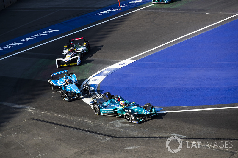 Oliver Turvey, NIO Formula E Team, Sébastien Buemi, Renault e.Dams, Daniel Abt, Audi Sport ABT Schaeffler