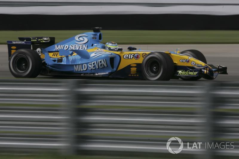 2005 : Renault R25