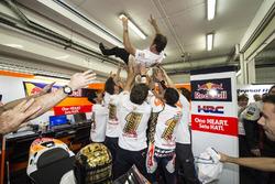 Dünya Şampiyonu Marc Marquez, Repsol Honda Team