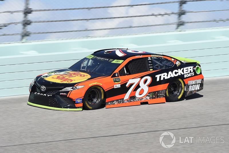 NASCAR Cup (MENCS): Furniture Row Racing, Toyota Camry