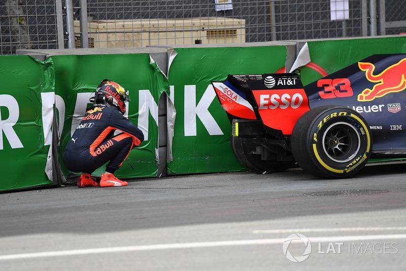 Azerbaiyán - Max Verstappen (Libres 1)