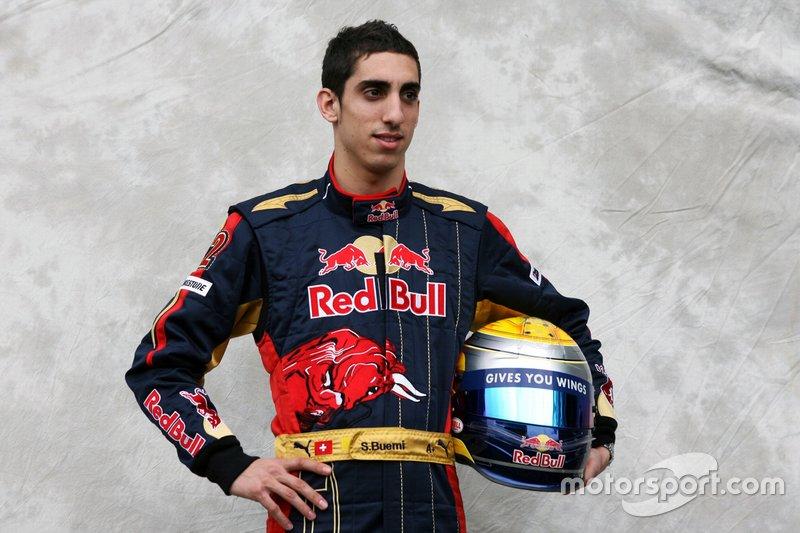#7 Sebastien Buemi, Scuderia Toro Rosso