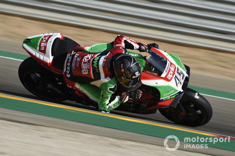 16. Scott Redding, Aprilia Racing Team Gresini