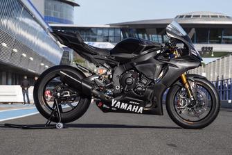 La Yamaha Superbike de Lewis Hamilton