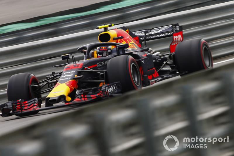 Макс Ферстаппен, Red Bull Racing RB14 Tag Heuer.