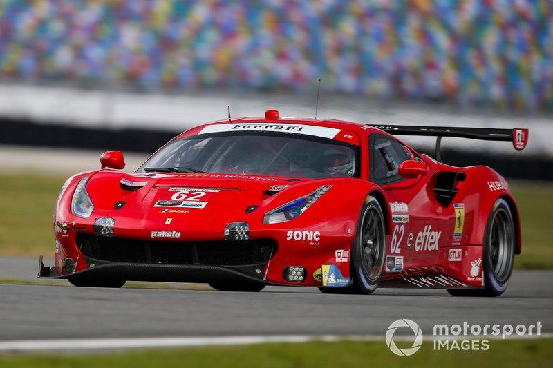 #62 Risi Competizione, Ferrari 488 GTE (GTLM)