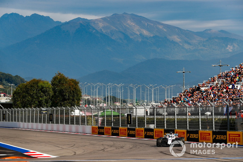 P15: Lance Stroll, Williams FW41