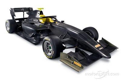 Présentation de la FIA F3 2019