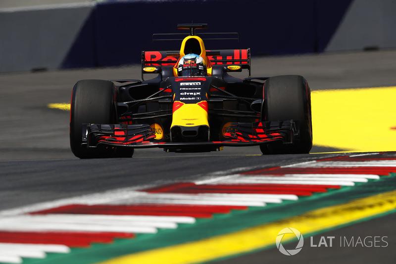 4. Даніель Ріккардо, Red Bull Racing RB13