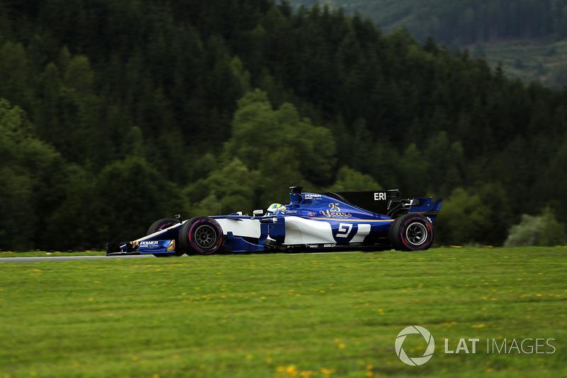 Маркус Ерікссон, Sauber C36