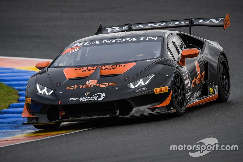 Richard Antinucci, Change Racing