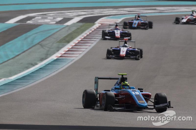 Alessio Lorandi, Jenzer Motorsport y Giuliano Alesi, Trident