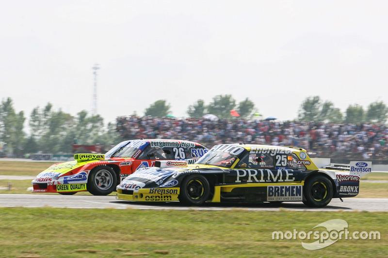 Emanuel Moriatis, Martinez Competicion Ford, Jonatan Castellano, Castellano Power Team Dodge