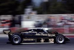Geoff Lees, Lotus 91 Ford