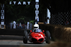Ferrari 156 Derek Hill
