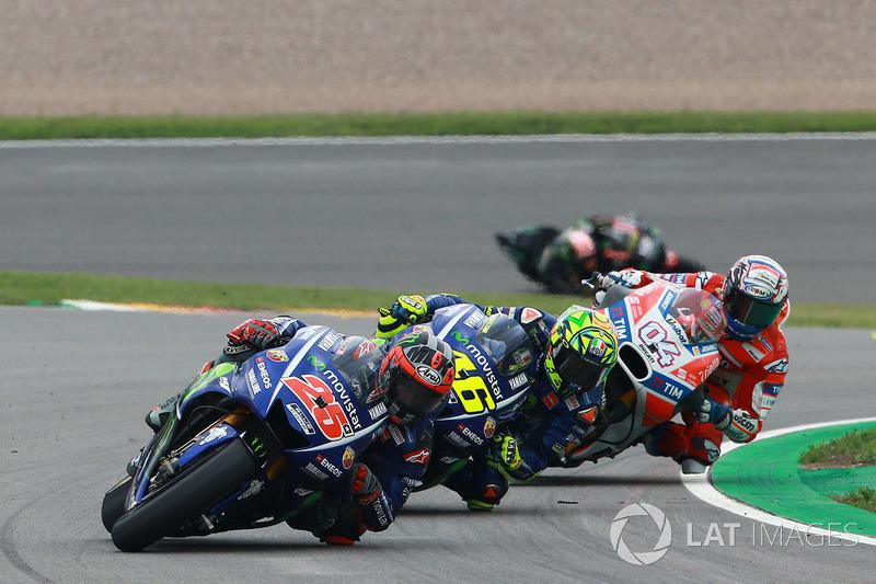Yamaha і Довіціозо знову поза подіумом. Четверта зміна лідера чемпіонату