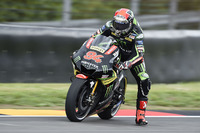 Jonas Folger, Monster Yamaha Tech 3, braking