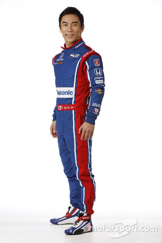 Takuma Sato, Andretti Autosport, Honda