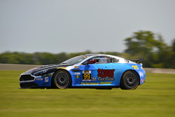 #99 Automatic Racing Aston Martin Vantage GT4: Rob Ecklin, Steven Phillips