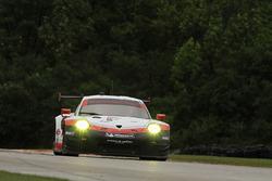 #912 Porsche Team North America Porsche 911 RSR: Джанмарія Бруні, Лоранс Вантор