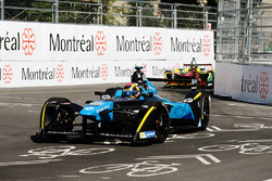 Sébastien Buemi, Renault e.Dams y Daniel Abt, ABT Schaeffler Audi Sport