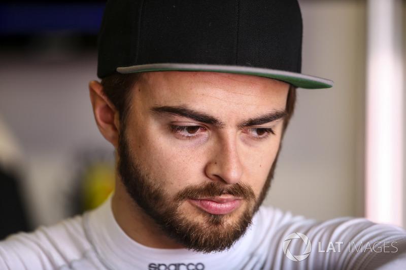 Бывшие пилоты Формулы 1: Уилл Стивенс