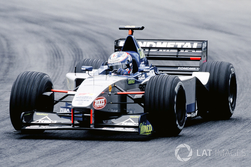 Стефан Сарразен (в Ф1 – 1999, один Гран При, 0 очков)