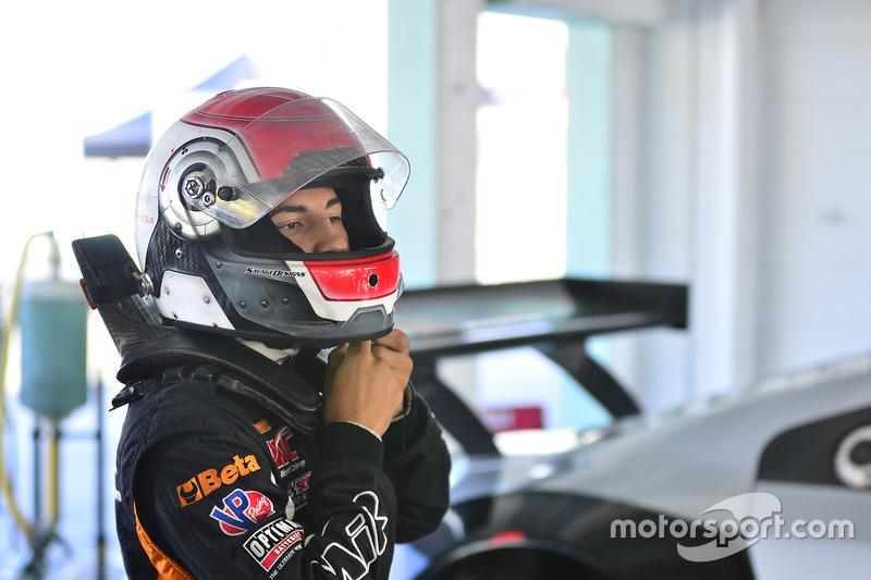 Ernie Francis Jr. de ANSA Motorsports