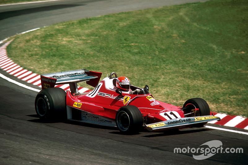 1977 - Niki Lauda, Ferrari