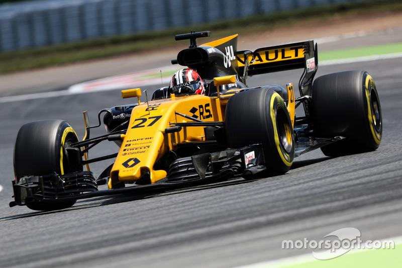 13. Ніко Хюлькенберг, Renault Sport F1 Team RS17