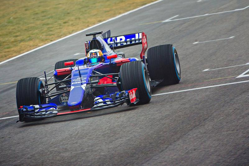 2017 : Toro Rosso STR12