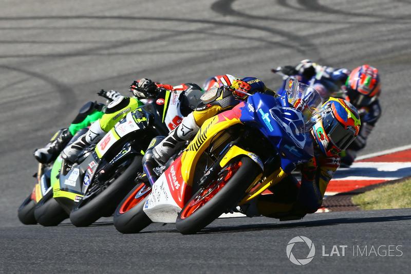 Borja Sanchez, Yamaha
