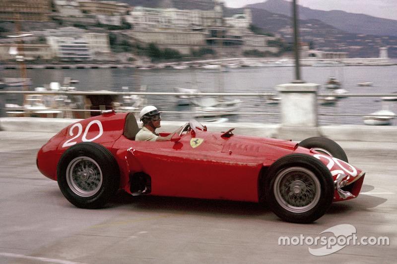 Eugenio Castellotti, Lancia-Ferrari D50