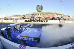 Race winner Chase Elliott, GMS Racing Chevrolet