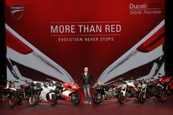 Claudio Domenicali, Vorstandschef Ducati