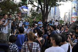 Evento de Fernando Alonso em Tóquio