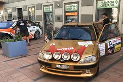 Marcel Gretener, Thomas Müller, Peugeot 106, Team Rallye Top