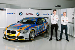Роб Коллард і Сем Тордофф, West Surrey Racing BMW 125i Msport