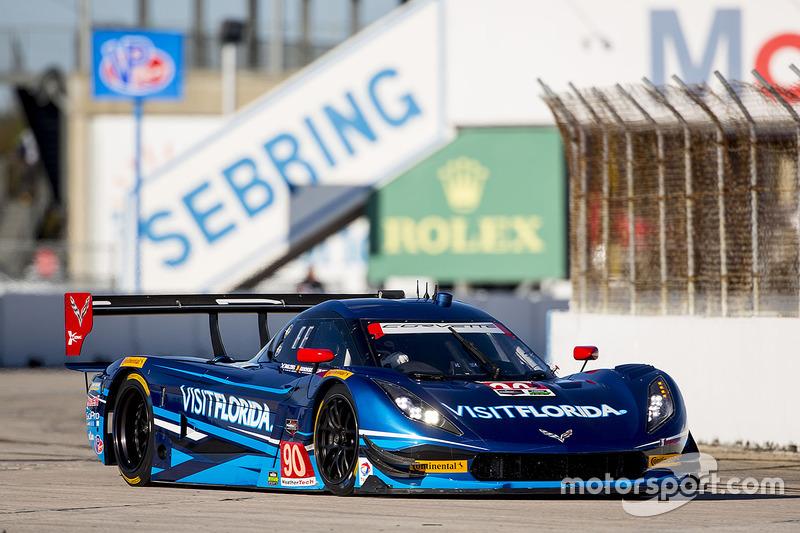 #90 VisitFlorida.com Racing (P)
