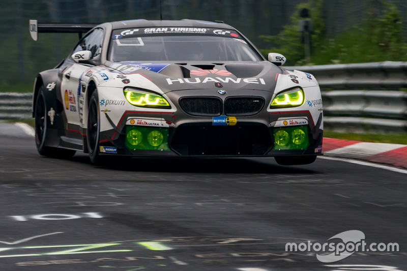 2. #18 Schubert Motorsport, BMW M6 GT3
