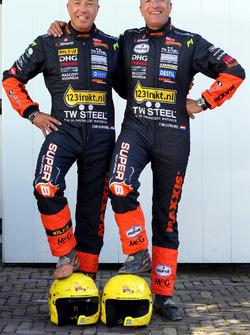 Tom en Tim Coronel, Maxxis Dakar Team