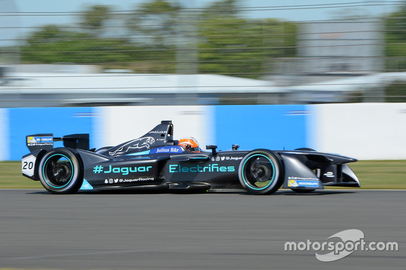 Alex Lynn, Jaguar Racing