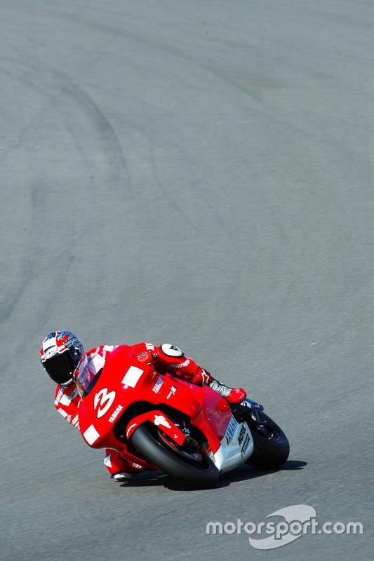 Max Biaggi, Yamaha Team