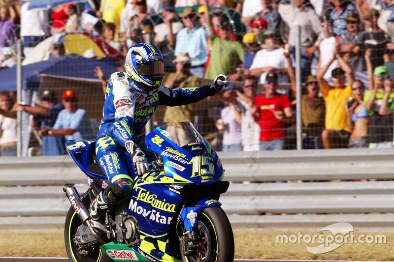 Sieger Sete Gibernau, Telefónica Movistar Honda