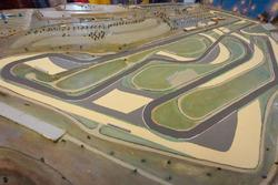 Circuito de Tenerife, plastico