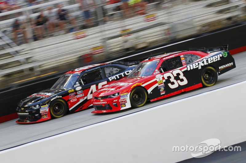 Brandon Jones, Richard Childress Racing Chevrolet